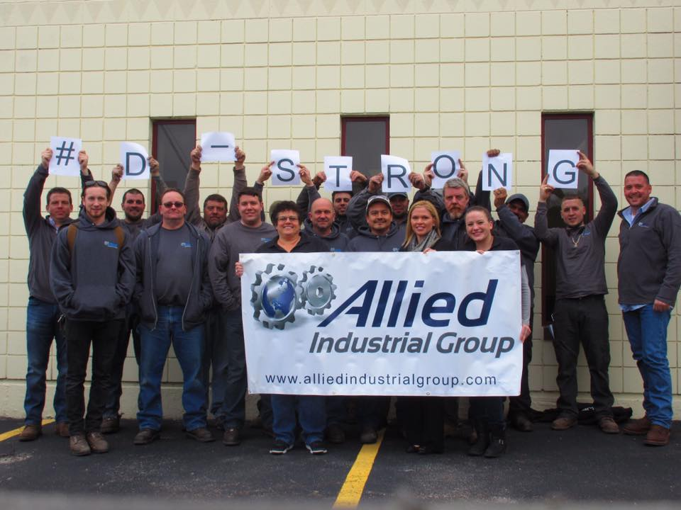 The Allied Industrial Group Team!