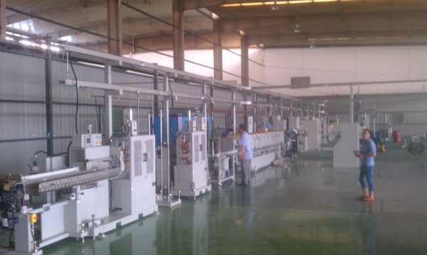 Automotive Rubber Hose Line, China