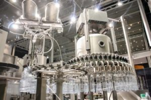 Manufacturing Equipment Installation